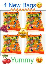 TIK TOK JELLY SNACK FRUIT JELLYS  4 BAGS IN STOCK!!!! JELLY SNACK 🔥🔥🔥FAMOUS