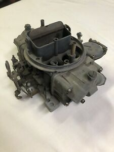 Holley 780 750 CFM Vacuum 3310-2 Carby 351 350 Carburettor XY GT FORD MONARO