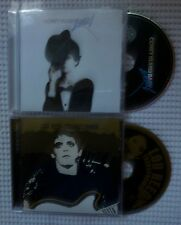 LOU REED 2CD Transformer Coney Island Baby Bowie Velvet Underground Orig Masters