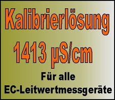 Kalibrierlösung 1413 für alle EC Leitwertmeßgeräte 70 ml €10,71/100ml
