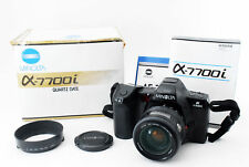 [Excellent] Minolta Maxxum 7000i Alpha 7700i 35mm Film Camera w/ Lens from Japan