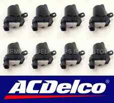 LOT OF 8 GENERAL MOTORS - ISUZU - WORKHORSE NEW OEM ACDELCO IGNITION COILS