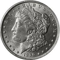 1890-O Morgan Silver Dollar Brilliant Uncirculated - BU