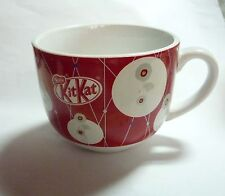 KIT KAT Limited Edition Large CUP MUG Festive Series Flower Nestle MALAYSIA 2014