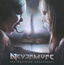 The Obsidian Conspiracy by Nevermore (CD, Jun-2010, Century Media (USA))