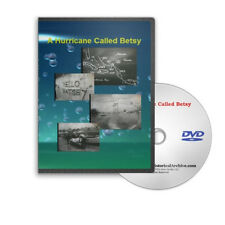 A Hurricane Called Betsy - 1965 Devasating Storm DVD - C171