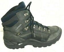 Lowa Renegade GTX Mid Men Gore-Tex Outdoor Hiking Shoes Grey Blue 310945-9449