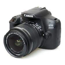 "Canon EOS 2000D 18-55mm 24.1mp 3"" Brand New jeptall"