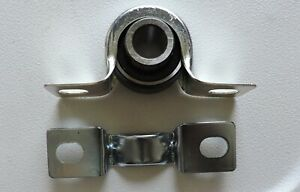 "DAYTON 2X898 SBPR202-10 Pressed Steel 5/8"" Bore Pillow Block Ball Bearing Unit"