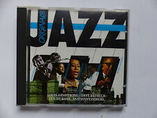 CD Album Originals Jazz vol II ARMSTRONG BRUBECK BASIE ALW7006