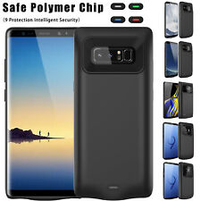 For Samsung Galaxy Note 9/8 S9/S8 Plus Battery Case Extend Power Backup Charger