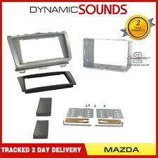 DFPK-26-03 Car CD Stereo Double Din Fascia Panel Fitting Kit For Mazda 6 2008/>