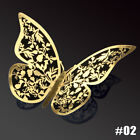 Up To 24pc 3d Diy Wall Decal Stickers Butterfly Home Room Art Decor Decorations