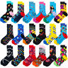 Mens For Socks Crazy Novelty Casual Cotton Funny Warm Fancy Dress Gifts