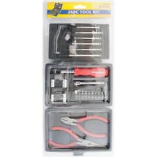 BN Mini Tool Kit 26 Pc Multi Purpose Repair Set Screwdrivers Pliers Sockets