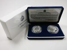 "San Marino 5 + 10 Euro Silber 2002 PP ""Willkommen Europa"""