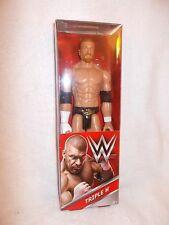 WWE figurine triple h 12 pouces Mattel