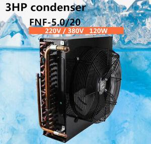 3HP condenser FNF-5.5/20 20m² 220V/380V cold storage refrigeration equipment