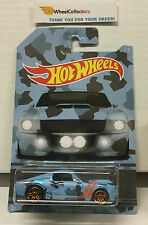 '67 Shelby GT-500 * Blue * Camouflage  Series * Hot Wheels 2015 * E2
