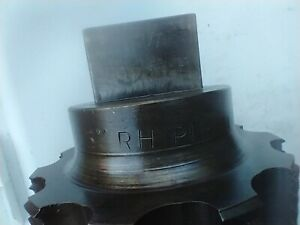 PITTSBURGH 5'' RH PIPE THREADING TAP