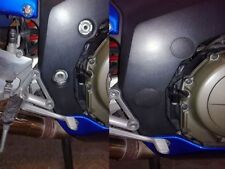 Honda CBR 600 RR 07-08 and similar frame plugs.  Free P&P Cheap cosmetic upgrade