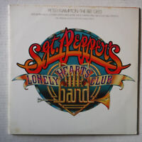SGT PEPPERS LONELY HEARTS CLUB…– ORIGINAL SOUNDTRACK– 2X12 INCH 33 RPM LP ALBUM