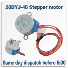 28BYJ-48 Stepper Motor. 5 Volt, 4 phase, Ideal for Ardunio