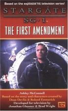 Stargate: The First Amendment 3 by Ashley McConnell (2000, Paperback)