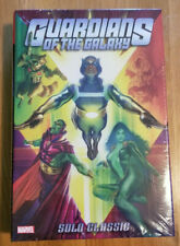 GUARDIANS OF THE GALAXY OMNIBUS SOLO CLASSIC~MARVEL NEW  **PENNY AUCTION (1¢)**