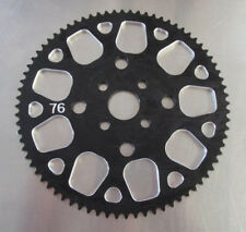 GoPed Pocket Bike Performance Parts GSR Sprocket Gear Launch 76 Tooth
