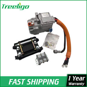Environment Protection 12V DC Air Conditioner Electric Compressor Manufacturing