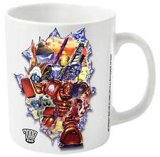 2000AD - ABC WARRIORS : SMASH - Keramik Tasse / Coffee Mug