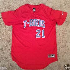 Thunderbird High School Chiefs baseball Nike jersey L LG