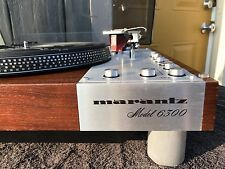 Marantz 6300 Turntable, New Ortofon 2M Red Cartridge..slight wobble ** READ **