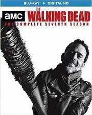 The Walking Dead: Season 7 (Blu-ray Disc, 2017, 5-Disc Set, Includes Digital Cop