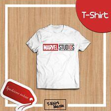 T-Shirt MARVEL STUDIOS TEN YEAR SUPER HERO COMICS STAN LEE IRON MAN T Shirt