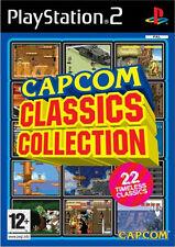 PlayStation 2 Ps2 Capcom Classics Collection Volume 1