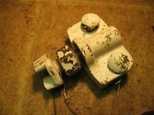 Ford Massey Ferguson Spinout Rear Wheel Lock Bracket And Post