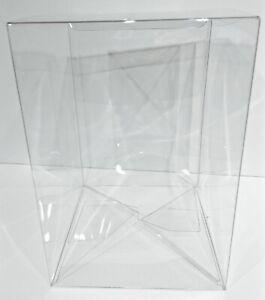 5 Box Protectors FUNKO DORBZ XL SMALL SIZE  (Check your size!)  Fits Thanos etc.
