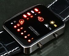 Origin True Binary Wrist Watch