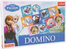 Disney Frozen Domino Elsa Anna Olaf Eiskönigin Spiel  Dominospiel für Kinder