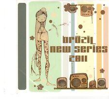 (FP936) Brazil New Series 2011, 18 tracks various artists - 2011 CD