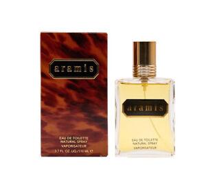 Aramis by Aramis EDT Cologne for Men 3.7 oz Brand New In Box