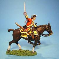 JOHN JENKINS JACOBITE REBELLION BJCAV-01 COBHAM'S BRITISH 10TH DRAGOONS #1 MIB