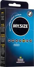 MY.SIZE Preservativi MY.SIZE 60mm- 10 Pezzi Profilattici Condom
