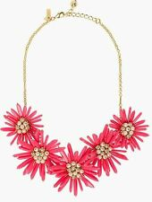 Kate Spade Field Day Necklace NWT VERY RARE Urban Chic with Iconoclastic Spikes