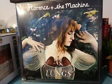 """Florence + The Machine : Lungs VINYL 12"""" Album (2009) ***NEW*** sealed"""