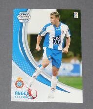 ANGEL R.C.D. ESPANYOL ESPAGNE PANINI CARD FOOTBALL LIGA 2007-2008