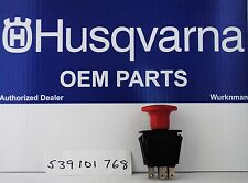Genuine OEM  Husqvarna PTO Switch 539101768 or 582107601