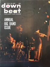 Downbeat Magazine-April 26, 1962
